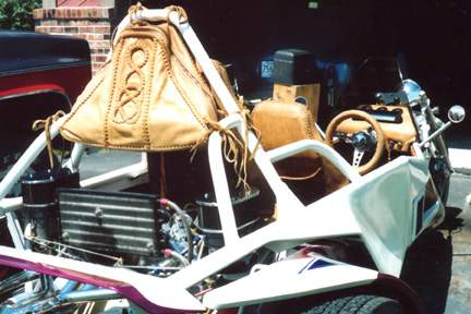 motorcycle trike leather accessories