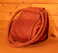 unique leather handbags handmade
